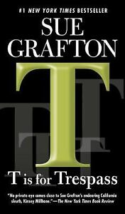 Kinsey-Millhone-Mystery-T-Is-for-Trespass-20-by-Sue-Grafton-2008-Paperback-Sue-Grafton-2008