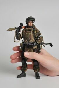 Crazy Figure LW008 1//12 Russian FSB Alpha Special Forces RPG bazooka model