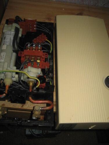 AEG DDLT 21 Pincontrol Durchlaferhitzer 21kw ungeprüft  Defekt ?