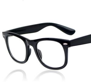 2d1f93bb8e Image is loading Fashion-full-rim-Eyeglasses-Women-Men-Designer-Glasses-