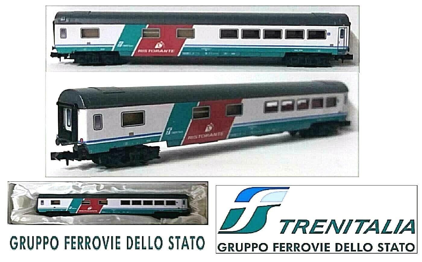 Railway Carriage Handmade Restaurant Trenitalia FS Italian Side Slab Ladder-N