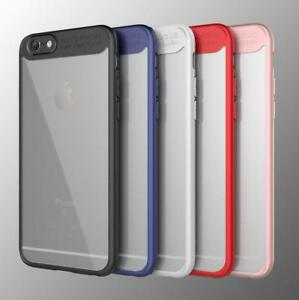 02704b7c72a FUNDA CARCASA RÍGIDA + SILICONA BORDE COLOR IPHONE 7 / 8 / 7 8 PLUS ...