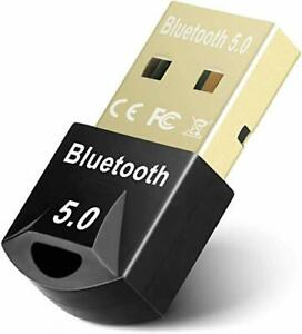 Adaptateur Bluetooth 5.0 Dongle USB Mini Clé Bluetooth Récepteur Émetteur Com...