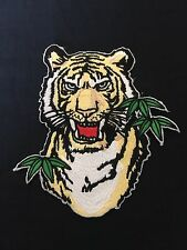Sew on & iron on  patches(Roaring Tiger)