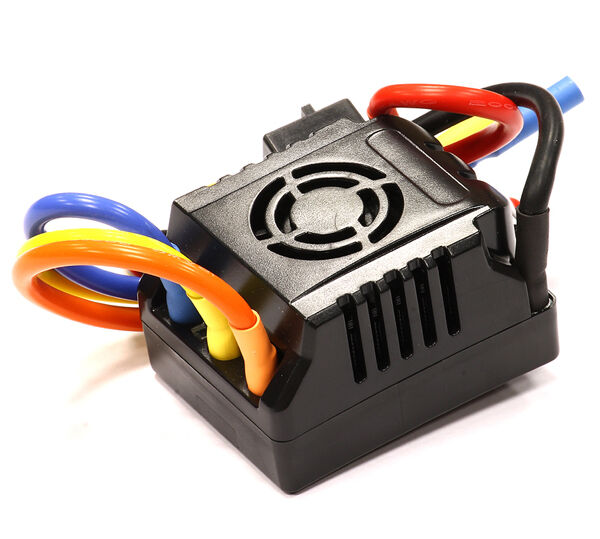 Integy E2083 SPECS Brushless, 2S-4S 80A ESC for E-Maxx, E-Revo & 1 8 Off-Road