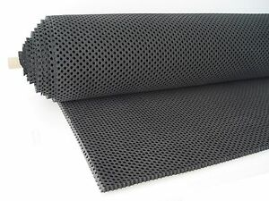 Perforated Neoprene Sheet Airflo Rubber Sheet 10mm Size 24 X 48 Black 635744970243 Ebay