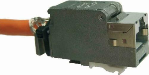 Setec XKJ-Modul Cat.6 TN-XKJ-k-Modul Silber Steckverbinder 501388 XKJ-Modul