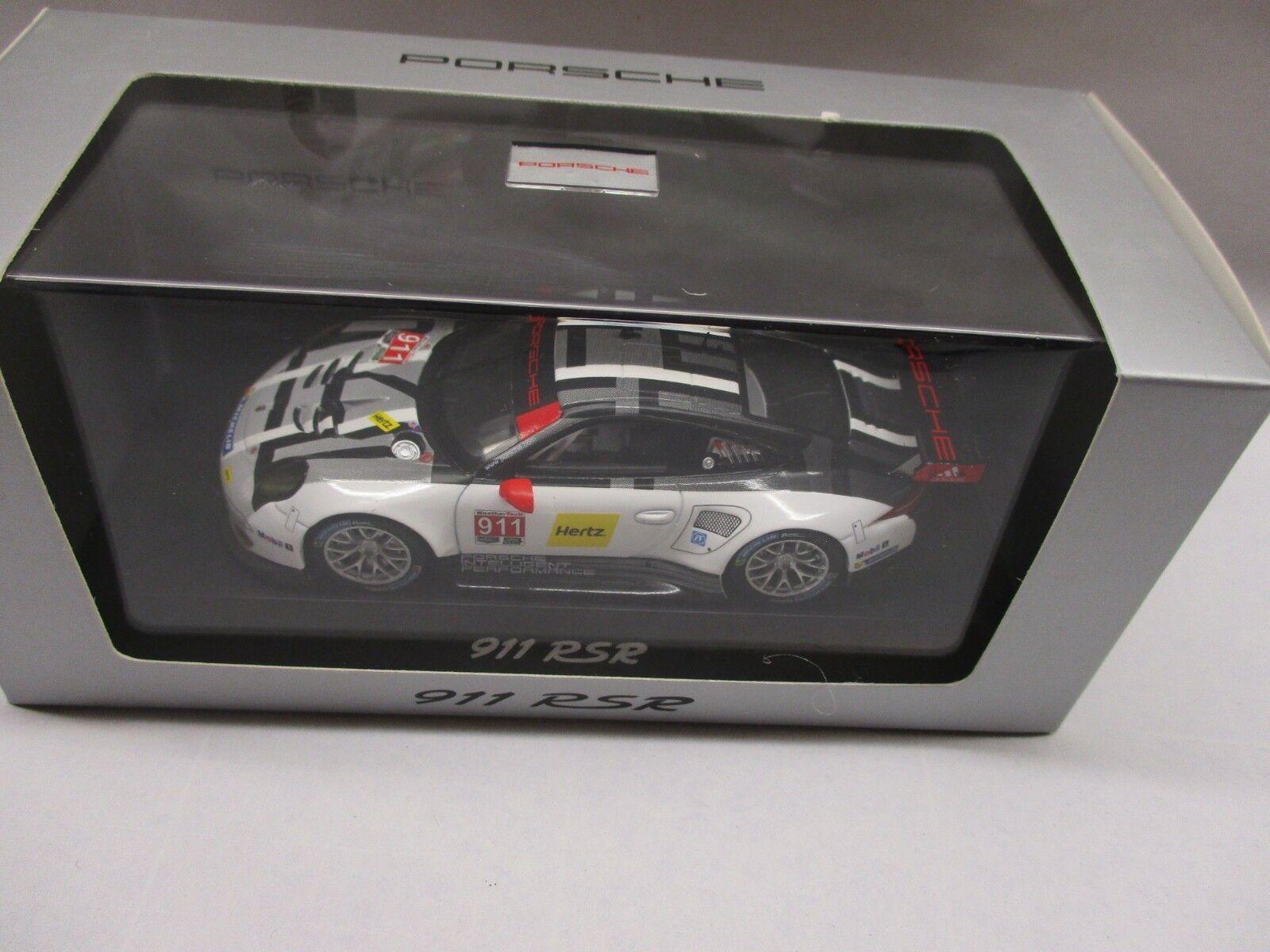 911 RSR  1 43 Porsche WAP 020 148 OH  Neu  | Outlet Online