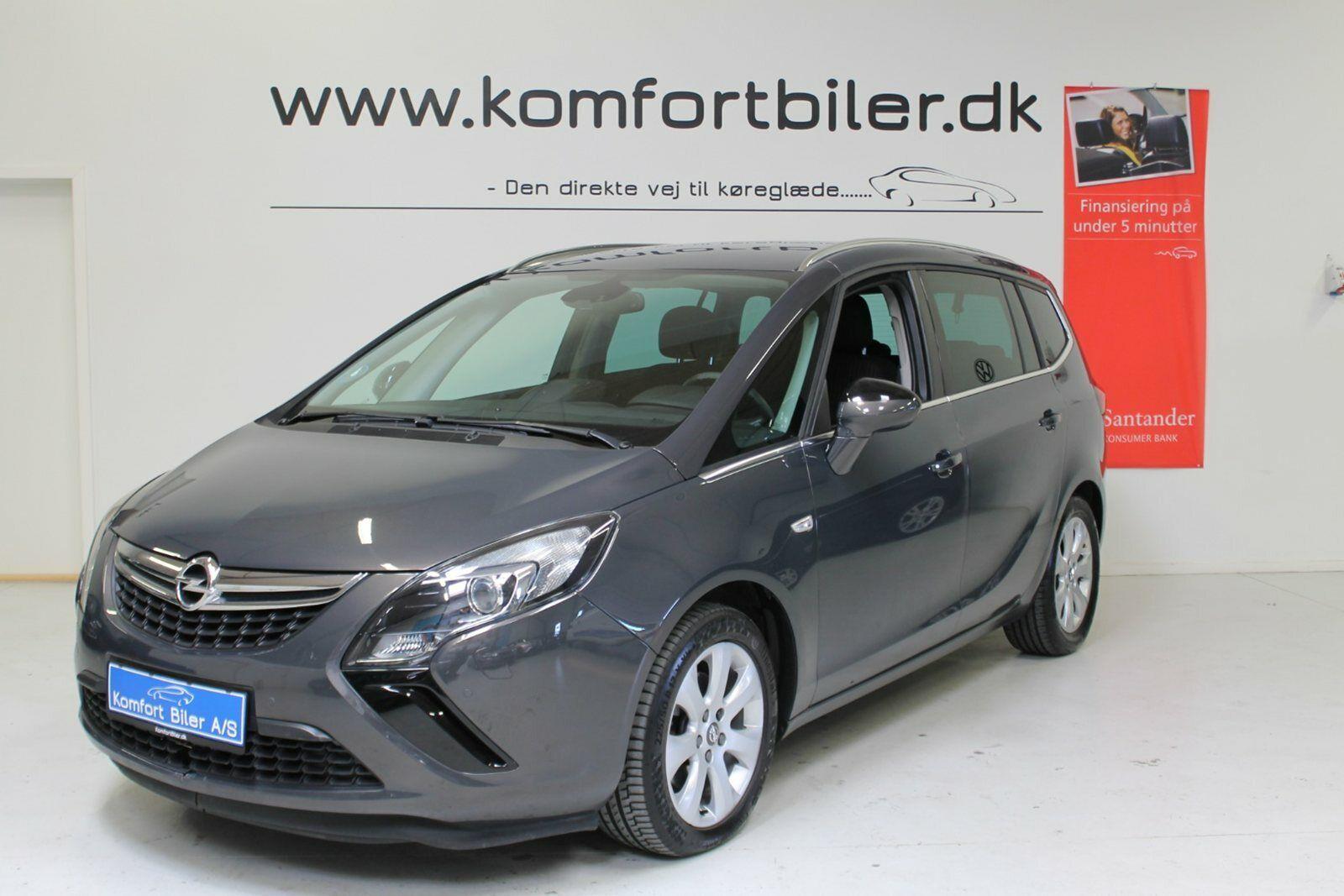 Opel Zafira Tourer 1,6 CDTi 136 Enjoy eco 5d