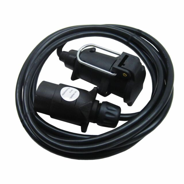 3m Trailer Light Extension Lead Cable For Lighting Boards Caravans Wire Tr1