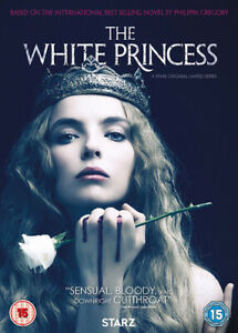 The-White-Princess-DVD-2017-Jodie-Comer-cert-15-2-discs-NEW-Great-Value
