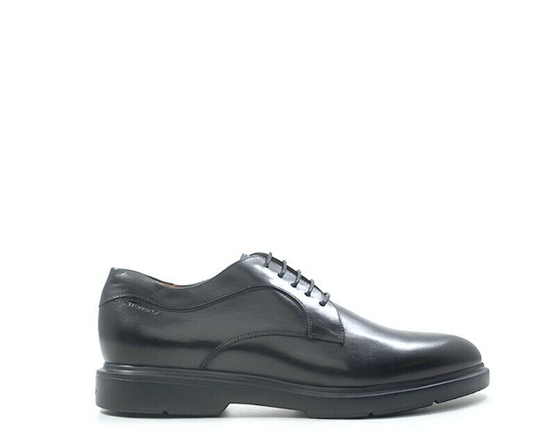 Zapatos STONEFLY Hombre negro Cuero natural 210211-000
