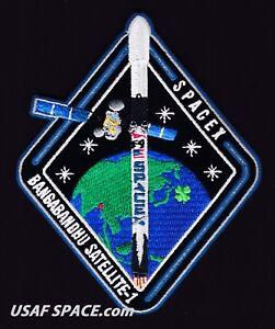 Collectibles Astronauts & Space Travel Nasa Falcon 9 Space X Crew Demo-01 Patch