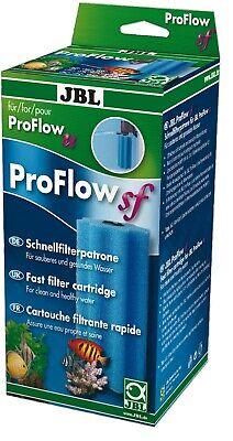 JBL ProFlow sf Schnellfilterpatrone Besiedelungsfläche Reinigungsbakterien