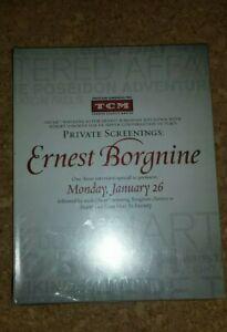 Ernest-Borgnine-TCM-Turner-Classic-Movies-Private-Screenings-DVD-Sealed-RARE