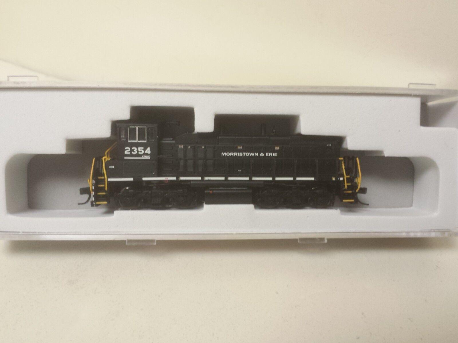 Morristown Erie FerroCocheril EMD MP15DC Diesel 2354 Atlas 40 003 820 NCE DCC ESCALA N