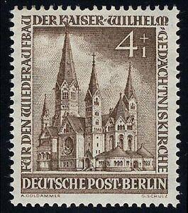 106 Kaiser-Wilhelm-Gedächtniskirche 4+1 Pf **