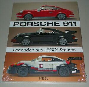 Joachim-Klang-Porsche-911-Legenden-aus-Lego-Steinen-Buch-Heel-Buch-NEU