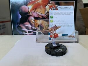Heroclix Series 1 049 Injection Fairy Lily Yu-Gi-Oh