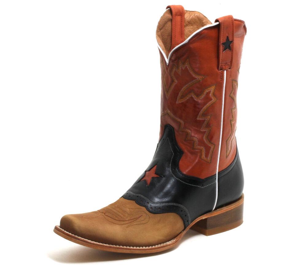 157 Bottes De Cowboy Western Westernreitstiefel Catala Rodeo Pottawatomie 47