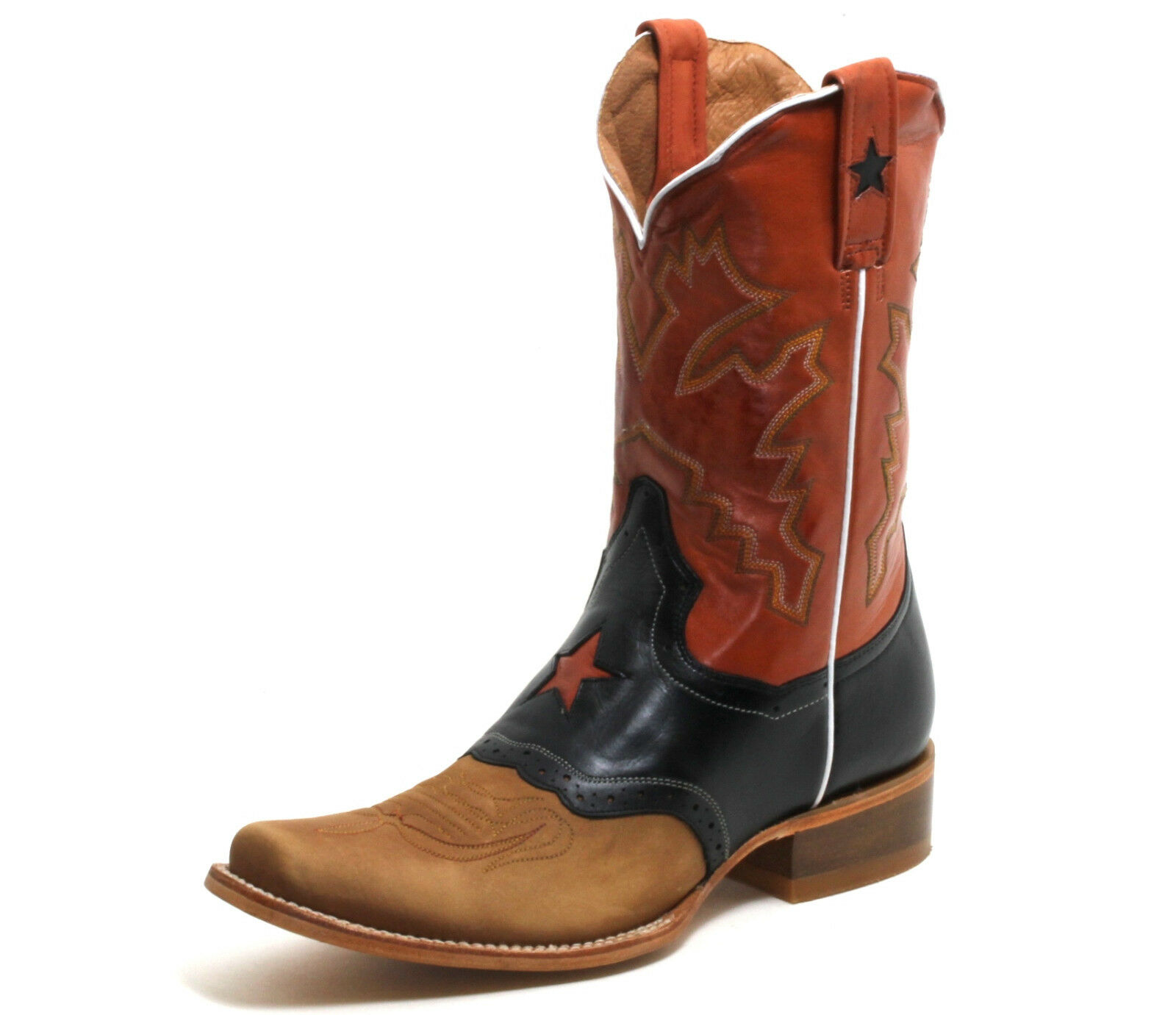157 Cowboy Boots Western Boots Westernreitstiefel Western Riding Boots Texas 47