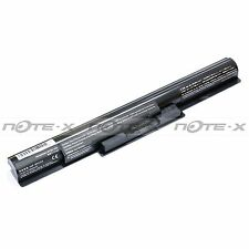 Batterie pour SONY VAIO SVF14N2N2E SVF1521A1E SVF1521A2E 14.8V 2600MAH