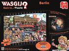 Disney Jumbo Wasgij 19117- Back to Berlin - 1000 Piece Puzzle