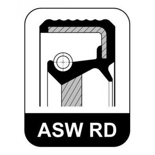 Elring Wellendichtring Schaltgetriebehauptwelle Audi