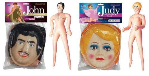 Inflatable Male Or Female Blow Up Doll Adult Prank Gag Gift Joke New 1