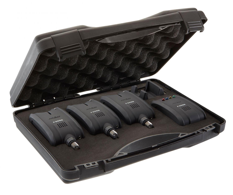 CORMORAN PRO CARP f6000 morso indicatore 31 funkbissanzeigerset morso visualizzazione Radio
