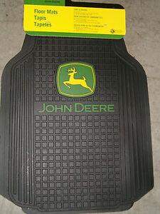 John Deere Truck Car Van Suv Floormats Trim To Fit Floor