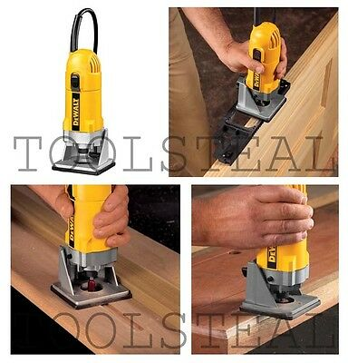 DeWalt D26670R Compact/Laminate Trim Router w/WARRANTY (Recon D26670)