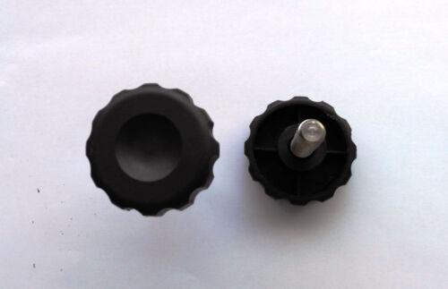 8 mm Métal /& Plastique Fixation Vis Boulon Pour Balançoire Baldaquin Attachment