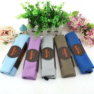 Travel Microfiber Towel Quick Drying Sport Towels Gym Yoga Towel Tennis Towels