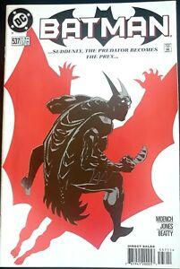 BATMAN-537-NM-MAN-BAT-v-U-S-GOVERNMENT-DC-Comics-KELLEY-JONES