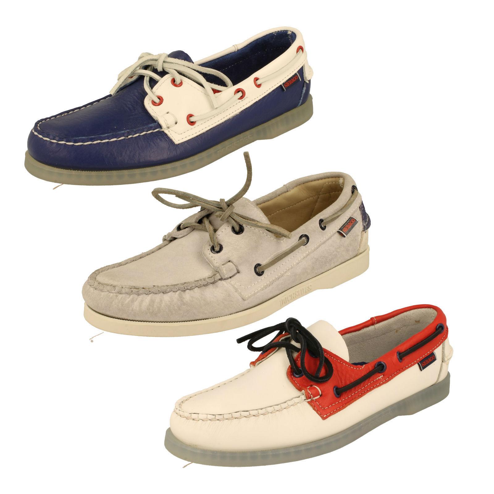 Da Uomo Sebago Barca / Shoes-SPINNAKER Deck Shoes-SPINNAKER / 5566e2