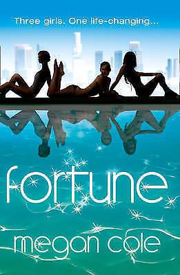 1 of 1 - Fortune by Megan Cole Medium Paperback  20% Bulk Book Discount