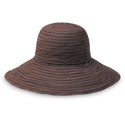 Haut femme Wallaroo UV chouchou Hat UPF50+ 1 taille//réglable 10 couleursFree p/&p