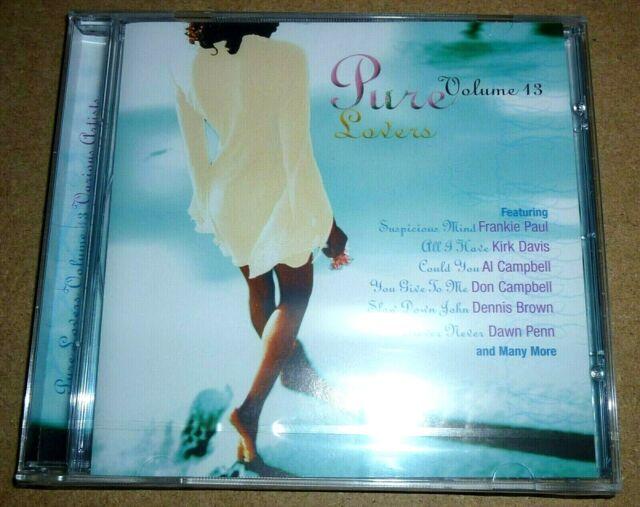 Pure Lovers Volume 13 / CD / 2000 / OVP Sealed / Reggae / Dawn Penn Vivian Jones