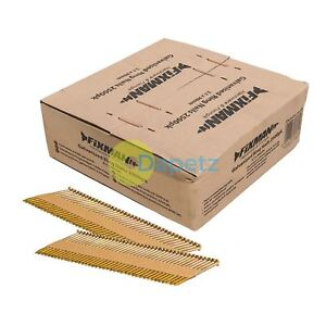 Fixman-Collated-Galvanised-Anneau-Shank-Framing-Nails-34-3-1x90-mm-2500-Pc-U30