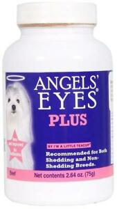 Angels-039-Eyes-Plus-Tear-and-Stain-Powder-Beef-Flavor-2-64-Ounces