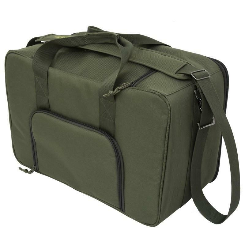 Insulated Thermo Storage Thermal Fishing Bag Tackle Hook Bait Food Picnic Cooler