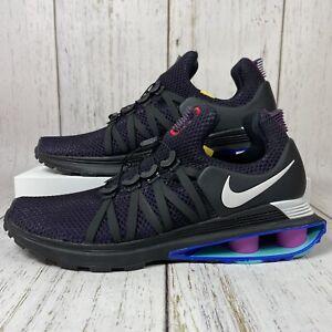 nike shox gravity grand purple