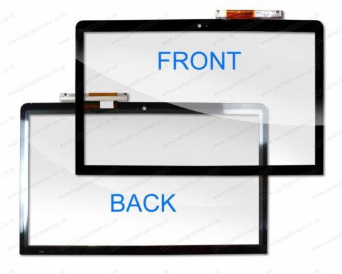 """New for SONY vaio SVF152A29W SVF152A29V Touch Screen Glass Digitizer 15.5/"""""""