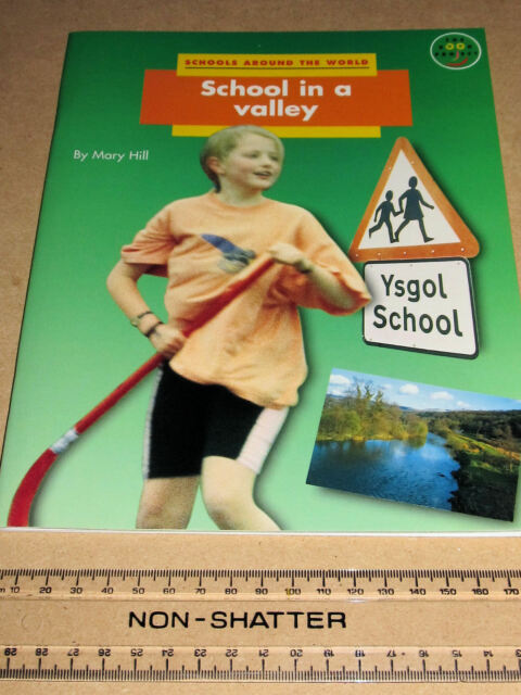 Schools Around the World School in a Valley M. Hill (Paperback 1994) 32 pages
