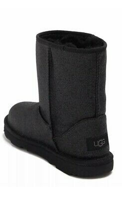 Black UGG Classic Boots For Big Girl