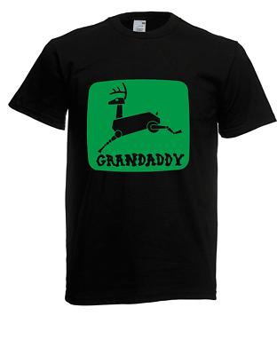 Geschickt Herren T-shirt Grandaddy Größe Bis 5xl Spezieller Kauf