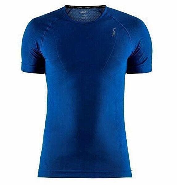 Functional Shirt Vest Shirt Craft Cool intensity, Herren, Short Sleeve, Dark Blau