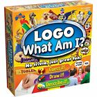 Drumond Park Logo What Am I? Board Game
