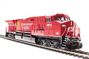 Broadway Limited Ho AC6000 Canadian Pacific Cp P3 Dc dcc Sonido Humo 5682